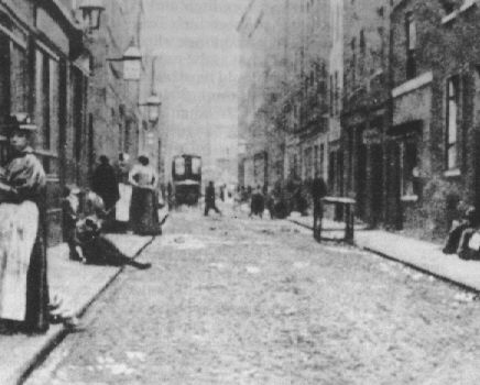 Dorset Street, late 19th century