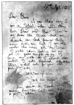 Casebook: Jack the Ripper - Ripper Letters