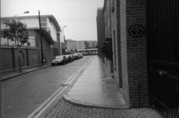Durward Street in 1997