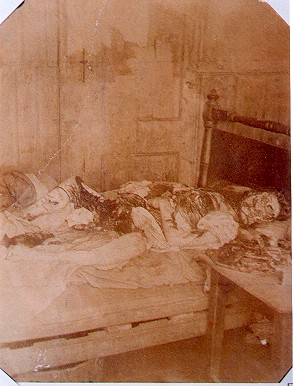 Mary Kelly Death Photo